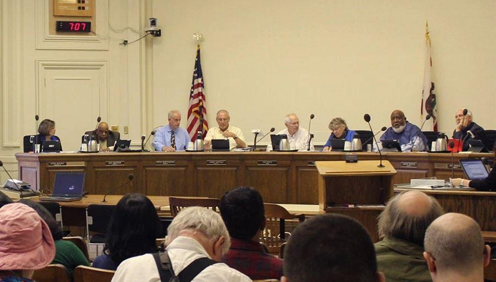 City Council voting to Retrofit Berkeley