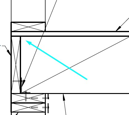 A sub-floor to joist connection is not in this diagram which is part of all retrofit guidelines