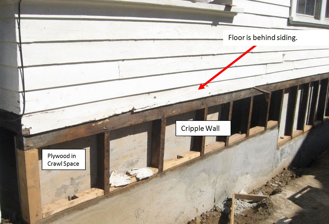 Types Of Foundations For Homes Seismic Retrofit Contractor Oakland Berkeley San Jose
