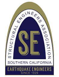 SEAOC Logo Structural Engineers of Southern California Earthquake Engineers